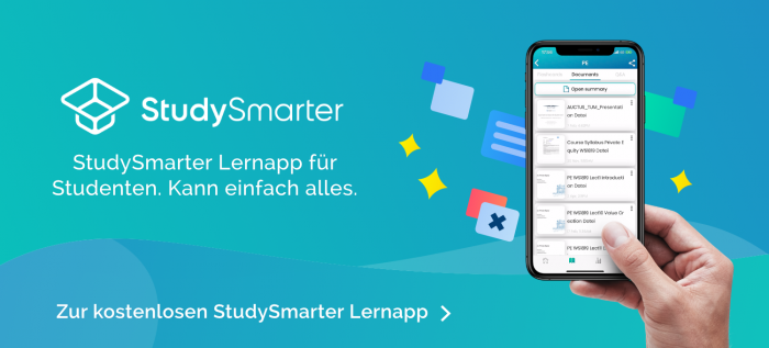 StudySmarter App